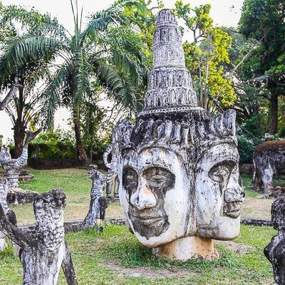 Buddha Park Vientiane Laos-2