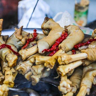 Food Street Xian China-2