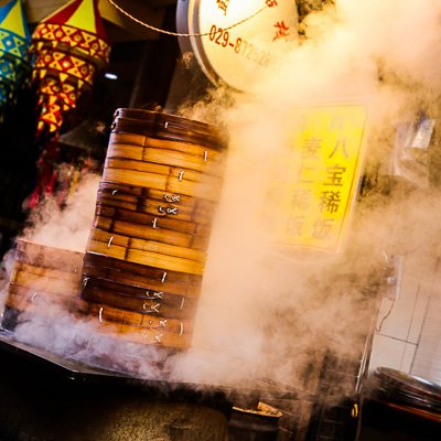 Food Street Xian China-4