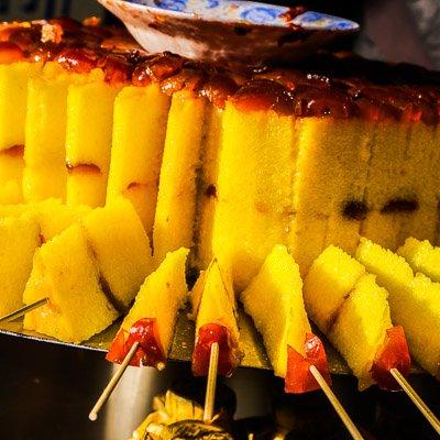 Food Street Xian China