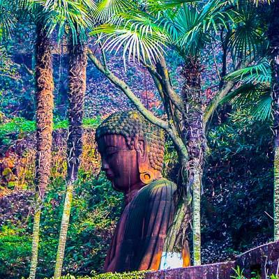 Leshan Giant Buddha Sichuan China