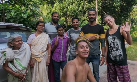 Living With A Local Family in India