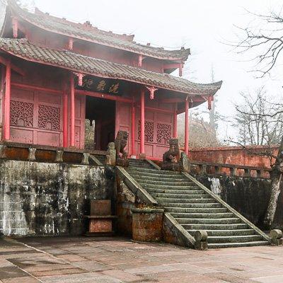 Mount Emei Sichuan China-5