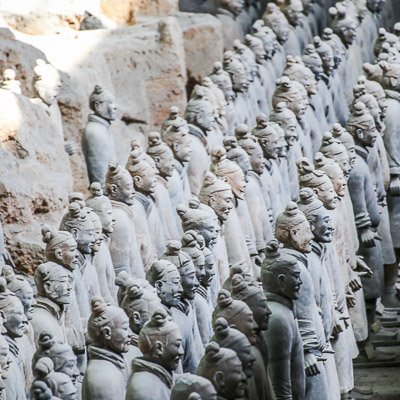 Terracotta Warriors Xian China-2