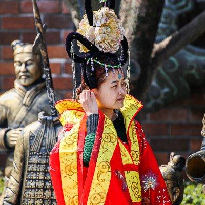 Terracotta Warriors Xian China-4