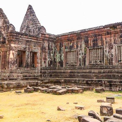 Vat Phu Champasak Laos-2