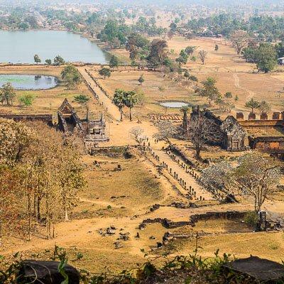 Vat Phu Champasak Laos-5