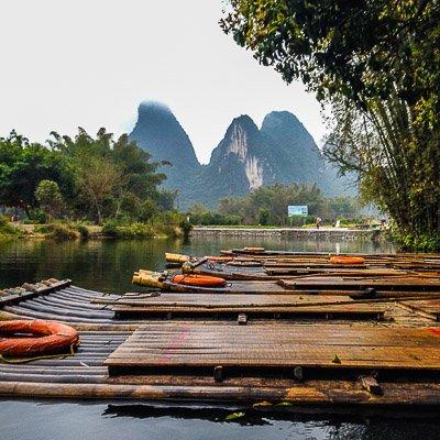 Xingpingzhen Yangshuo Guilin Guangxi China 2