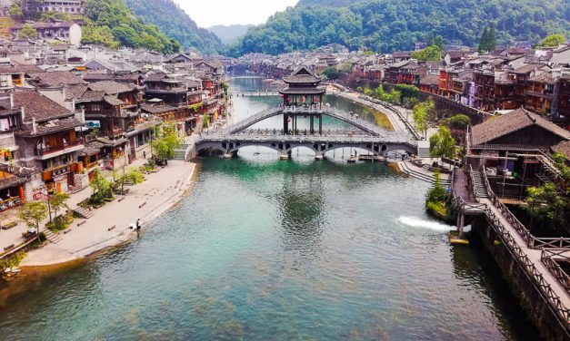 Traveling In China – Troubles And A Lot Of Fun – Ch.7