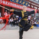 Performance Anxiety – Not Allowed In Kung Fu School – Ch.4
