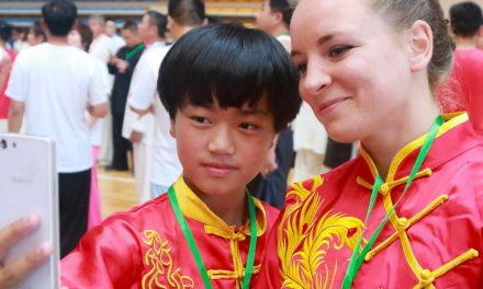 From Shaolin Kung Fu School In China To Martial Arts Competition – Ch.10