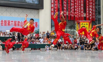Chinese Martial Arts Tournament – 2 Days Adventure