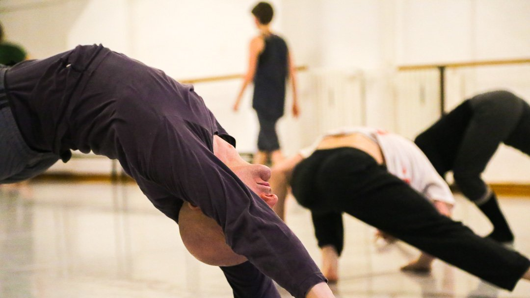 Tanzfabrik – Contemporary Dance Classes in Berlin