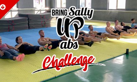 5 Bring Sally Up Challenges In A Row In Shaolin Kung Fu School