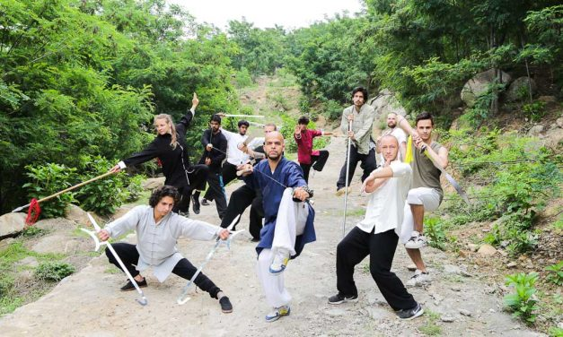 Relationships In The Kung Fu School