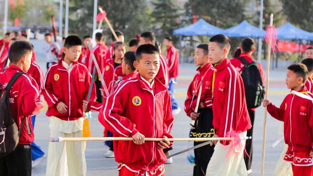 12th zhengzhou international shaolin wushu festival 2018