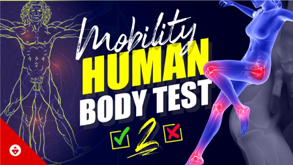 Test for your lower body mobility