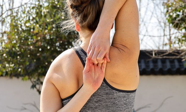 Test and Improve Your Shoulder And Thoracic Spine Mobility!