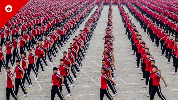Tagou School China