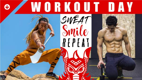 sweat smile repeat challenge