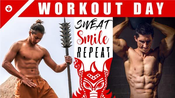 brutal six pack workout