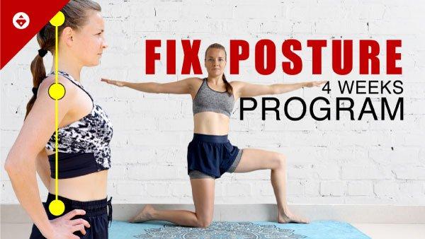 fix posture program