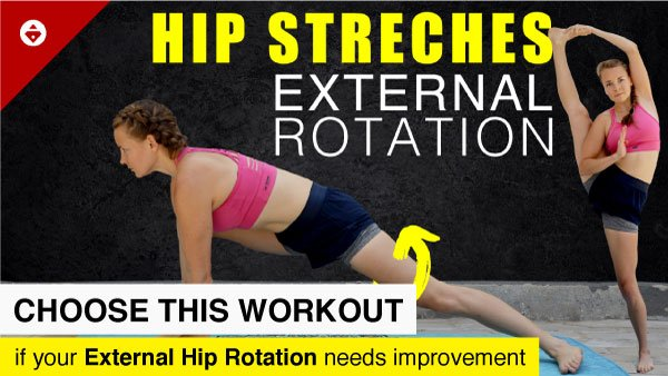 routine for outside hip rotation