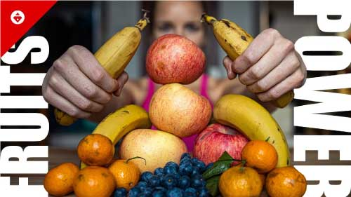 eating fruits before workout